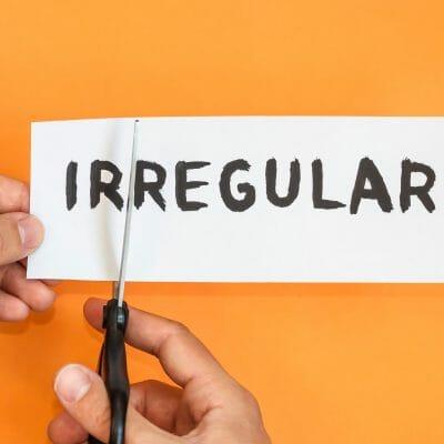 Regular Irregular