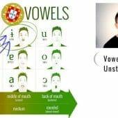 Open & Closed Vowels in European Portuguese