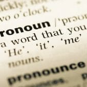 Introduction to Demonstrative Pronouns