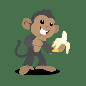 MonkeyTenIllustrations_Pose_06 alimentaçao 1
