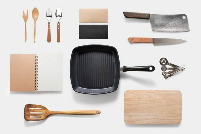 portuguese cooking tools vocabulary