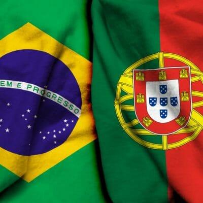 european portuguese vs. brazilian portuguese