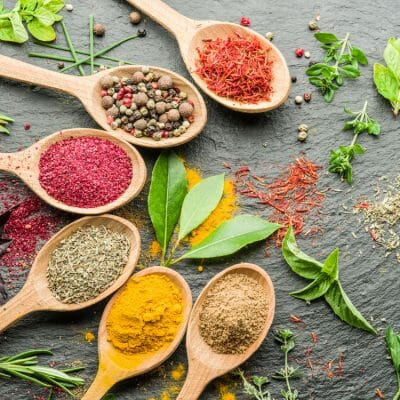 portuguese cooking vocabulary herbs and spices