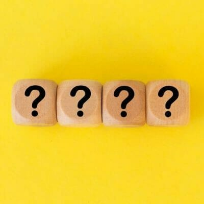 Cubes,With,Question,Marks,On,Yellow,Background